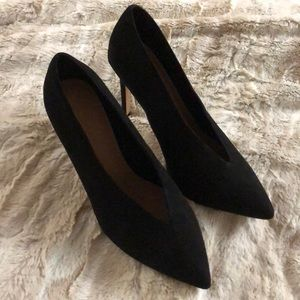 NWOB ASOS Black High Heels Size 8